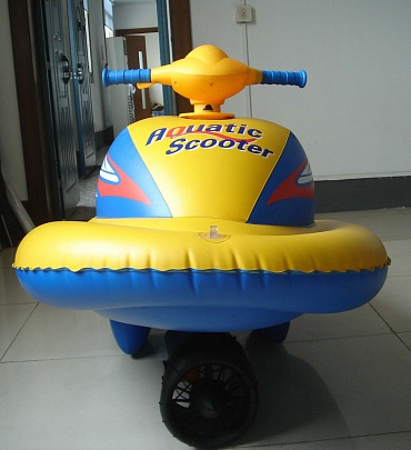 Aquatic scooter 60W